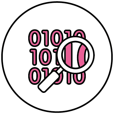 Icon for Technical - Digital Information