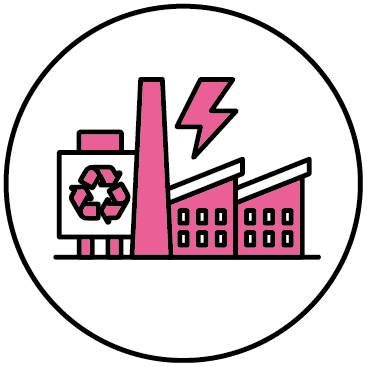 Icon for Technical - Infrastructure and Assets