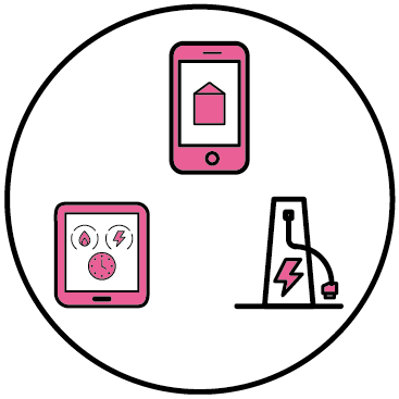 Icon for Technical - Technology and Vectors