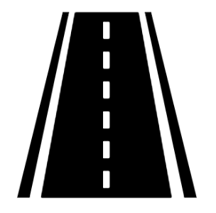 Icon for Roads and Transportation