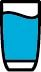 Icon for Excellent drinking water quality